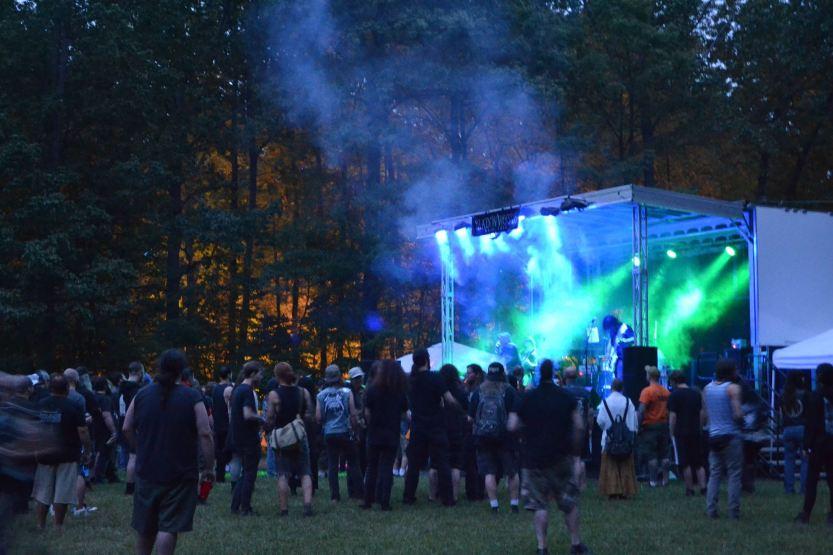 2016 Shadow Woods Metal Fest. Photo by Joshua Guandique